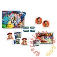 Clementoni 4 az 1-ben játékgyűjtemény - Toy Story 4 (18058)
