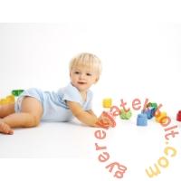 Clemmy Baby Puha kockák 24 db-os játékszett (14707)