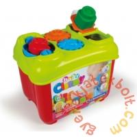 Clemmy Baby 15 db-os Formaválasztós készségfejlesztő dobozka (17171)