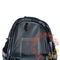 Future by BackUp iskolatáska, hátizsák - Keréknyomok (PL15BDF12)