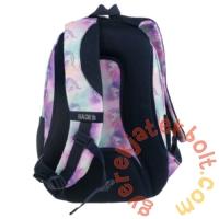 BackUp iskolatáska, hátizsák - 3 rekeszes - Unikornisok (PLB2H15)