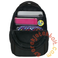 BackUp iskolatáska, hátizsák - 3 rekeszes - Geometria (PLB2H45)