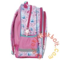 Lovas iskolatáska, hátizsák - I love horses - Rózsaszín
