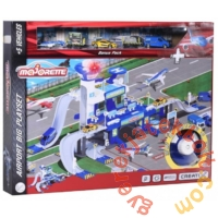Majorette Creatix Repülőtér játékszett (2050018)