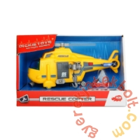 Dickie Action series mini játék mentőhelikopter (3302003)