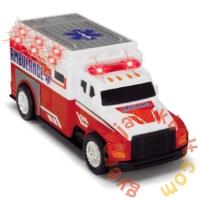 Dickie Action series játék mentőautó - 15 cm (3302013)