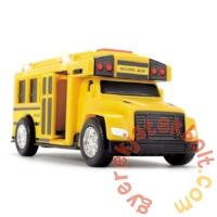 Dickie Action series játék iskolabusz - 15 cm (3302017)