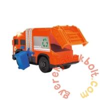 Dickie Action series Recycle Truck szelektív hulladékgyűjtő autó - 30 cm (3306001)
