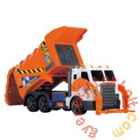 Dickie Játék Kukásautó narancssárga (3308369)