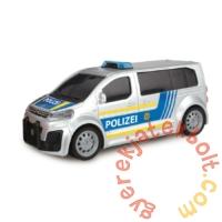 Dickie Rendőrparancsnokság autókkal játék (3715010)