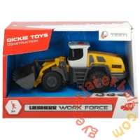 Dickie Liebherr Work Force Munkagép - Homlokrakodó (3722003)