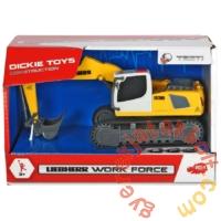 Dickie Liebherr Work Force Munkagép - Lánctalpas markoló (3722003)