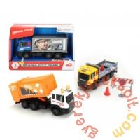 Dickie Scania City Team járművek - Útkarbantartó teherautó (3742008)