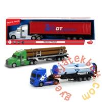 Dickie Road Truck - Rönkszállító kamion - 42 cm (3747001)