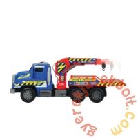Dickie Óriás játék Autószállító trailer autóval (3749010)