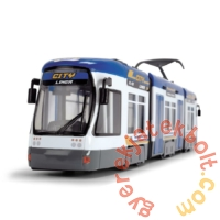Dickie City Liner játék villamos - Kék (3749017)