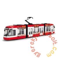 Dickie City Liner játék villamos - Piros (3749017)