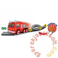 Dickie Sam, a tűzoltó - Super Tech Jupiter programozható tűzoltóautó (6001)