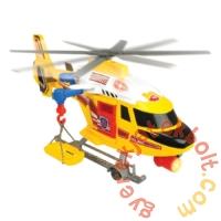 Action Series - Air patrol játék mentőhelikopter - 41 cm