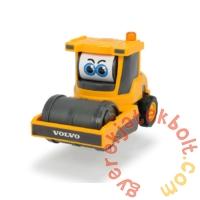 Dickie Boldog masinák - Mozgó szemű Volvo úthenger - 16 cm
