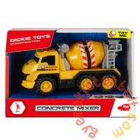 Dickie Construction Betonkeverő teherautó - 16 cm (203302024)