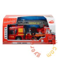 Dickie Fire Hero Tűzoltóautó locsolótömlővel - 34 cm (3716003)