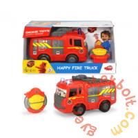 Dickie Happy Series - IRC távirányítós tűzoltóautó - 27 cm (203816032)