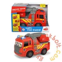 Dickie Happy Cars - Scania Tűzoltóautó - 25 cm