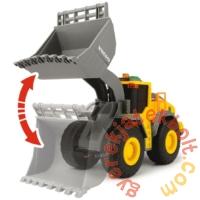 Dickie Volvo játék homlokrakodó munkagép - 23 cm