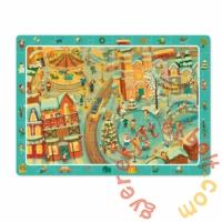 Dodo 80 db-os - Figyeld meg! puzzle - Tél a városban (300352)