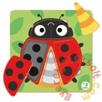 Dodo 5 db-os Keretes Baby puzzle - Katica (300364)
