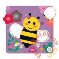 Dodo 5 db-os Keretes Baby puzzle - Méhecske (300358)