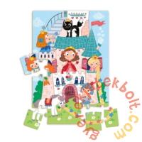 Dodo 35 db-os mini puzzle - Hercegnők (300280)