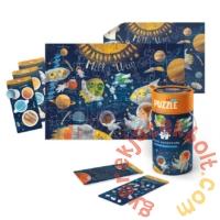 Dodo Mon puzzle és társas - Űrutazás - 40 db (200112)