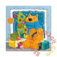 Dodo 16 db-os puzzle - Cicus karácsonya (300264)