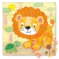 Dodo 16 db-os puzzle - Kis oroszlán (300165)