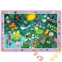Dodo 80 db-os - Figyeld meg! puzzle - Állatok a kertben (300260)