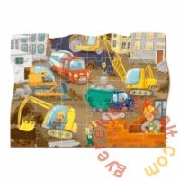 Dodo Transport Series 30 db-os puzzle - Az építkezésen (300373)