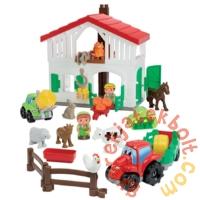 Écoiffier Abrick Farm játékszett figurákkal (3021)