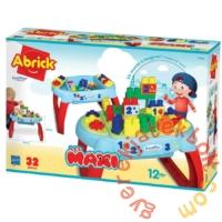 Écoiffier Abrick Maxi építőasztal játékszett (7763)