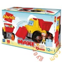 Abrick Maxi dömper játékszett