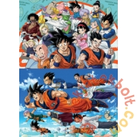 Educa 2 x 100 db-os puzzle - Dragon Ball Super (18214)