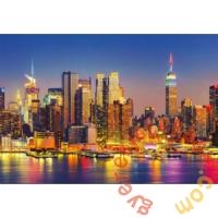 Educa 1500 db-os puzzle - Manhattan éjjel (18466)