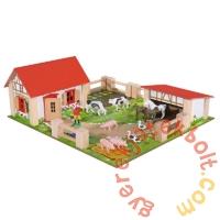 Eichhorn Kis farm fa játékszett (4304)