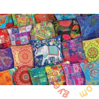 EuroGraphics 1000 db-os puzzle - Indian Pillows (6000-5470)