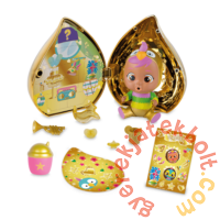 Cry Babies Gold Varázskönnyek meglepetés baba cumisüveg házikóban - Arany kiadás