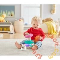 Fisher-Price Linkimals - Csodás fények és színek láma - angol nyelvű (GNK84)
