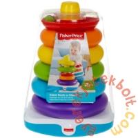 Fisher-Price Óriás színes gyűrűpiramis (GJW15)