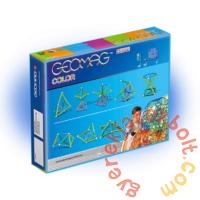 Geomag Color 35 db-os mágneses építőjáték készlet