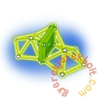 Geomag Glow foszforeszkáló 40 db-os mágneses építőjáték készlet
